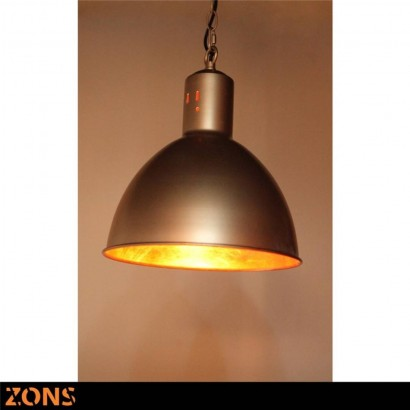 Plafonnier copper
