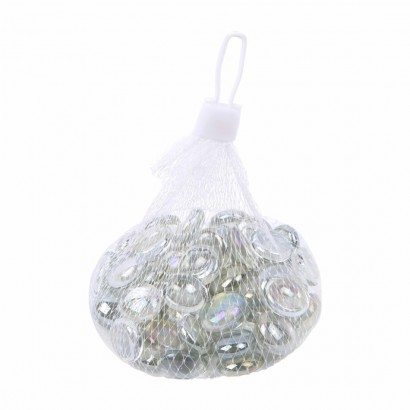 Decorative pebble in mini...