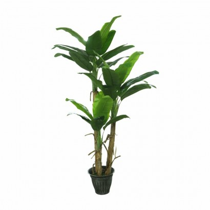 Artificial plant 3 heads