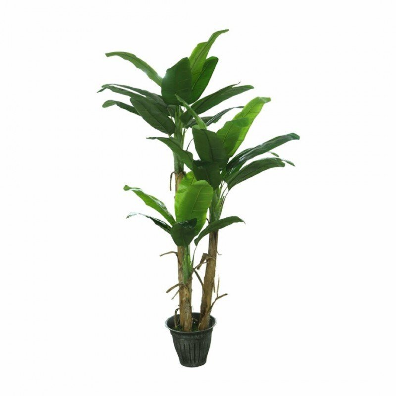 Plante artificielle 3 têtes