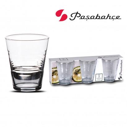 pack 3 Vita x3 glasses 27cl