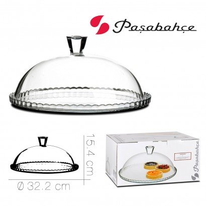 Including glass cake pan +...