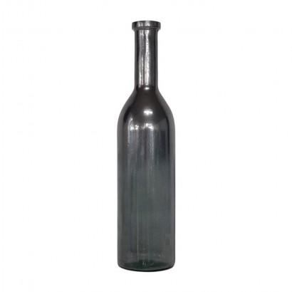 Vase 75 CM gris Verre...