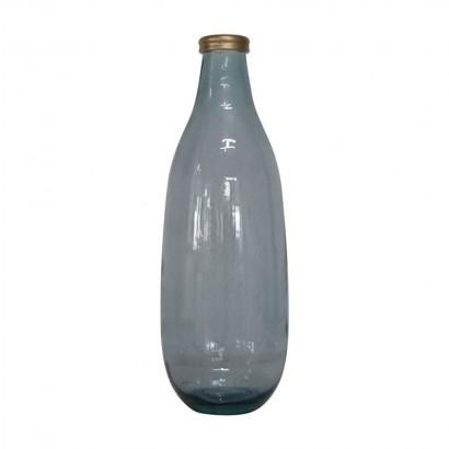 Vase 40 CM Gris Embout...