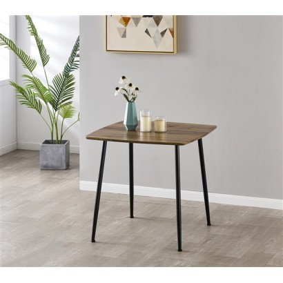 Square dining table 4...