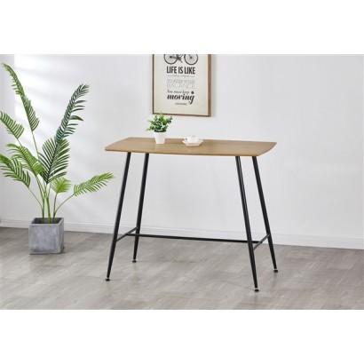 Wooden table Mange debout rect