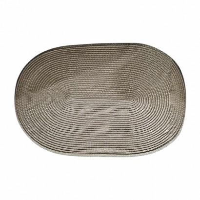 Set de table ovale - Ambre
