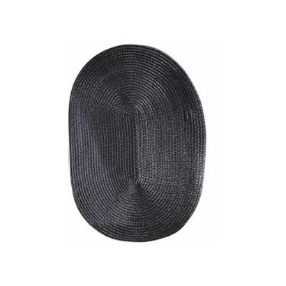 Set de table ovale - Black