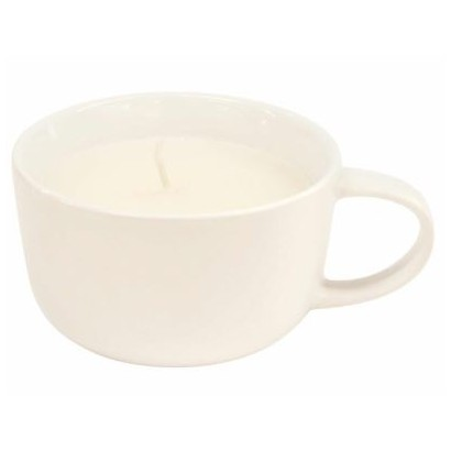 Candle in cup 12,5x6 cm -...