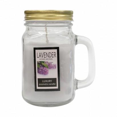 Bougie aromatique 8x13 cm -...