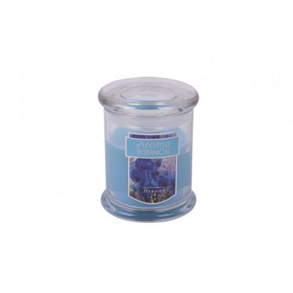 Bougie XXL parfumé - Bleu...