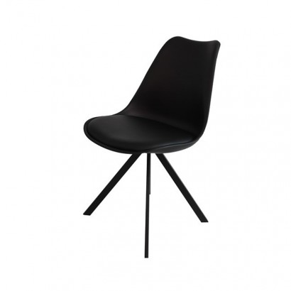Julia Plastic dining chairs...