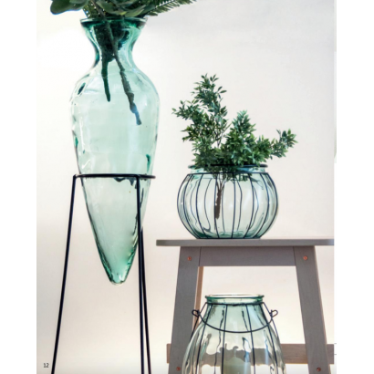 Vase MIA transparent H98