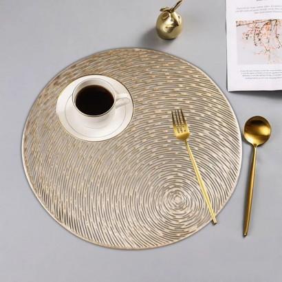 Set de table à motif 38x38 cm