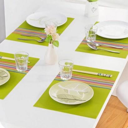 Set de table à motif...