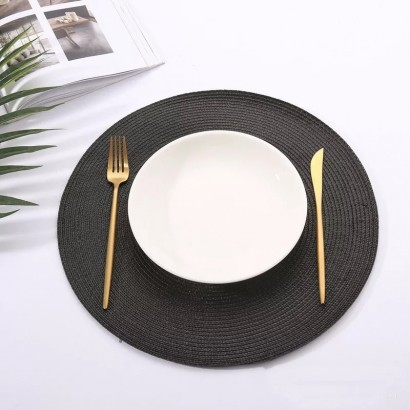 Set de table napperon rond...