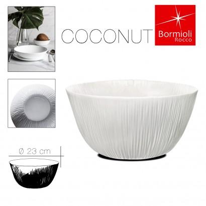 Saladier coconut 23 cm