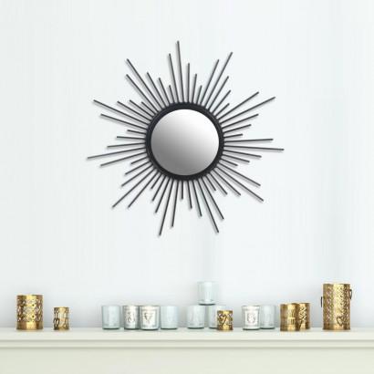 Miroir en métal design...