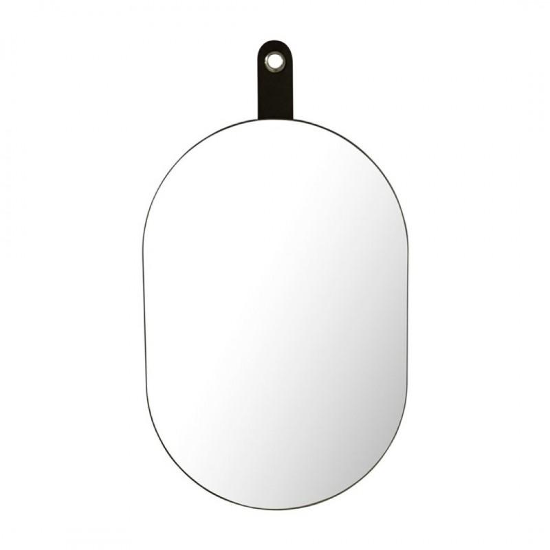 LEANA miroir a suspendre 40x60 cm