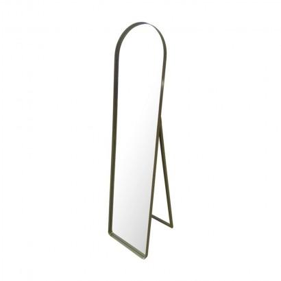 AJAM miroir metal dore...