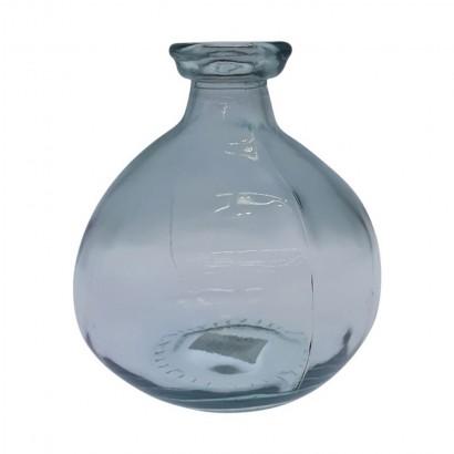 VAATA glass vase 18 cm
