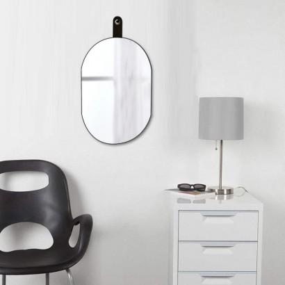 LEANA hanging mirror 40x60 cm