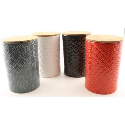 Pot en céramique - Blanc