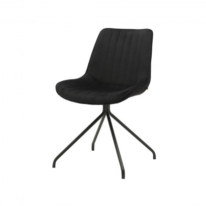 kylie chair velvet foot...
