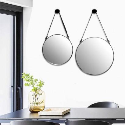 Mirror with imitation...