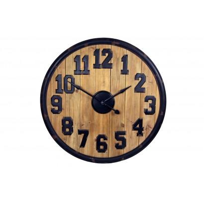 Horloge XXL industrielle...