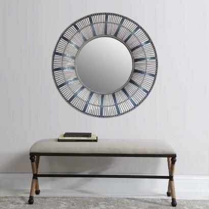 GALA miroir en bambou D72 cm