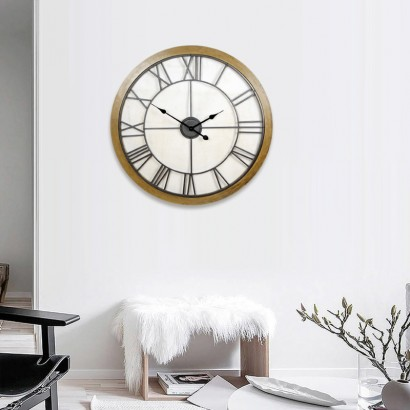NATHAN horloge murale D76,5 cm