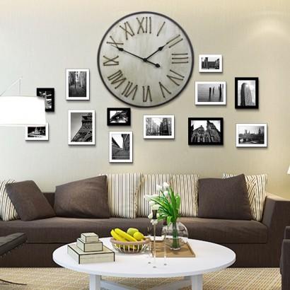 EDVIN horloge murale D60 cm