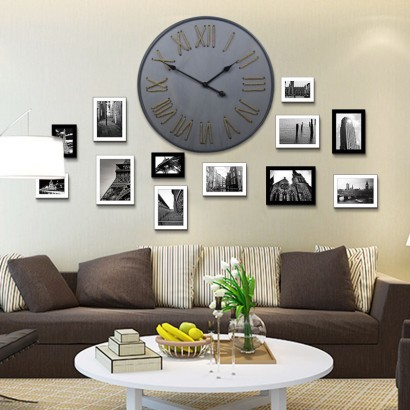 NILSON horloge murale D60 cm