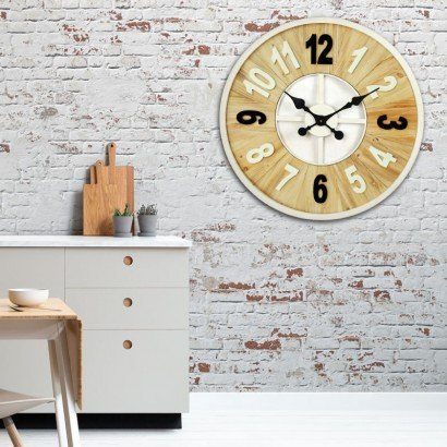 SCOTT wall clock D80 cm