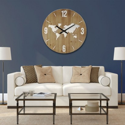 PETERBOROUGHT wall clock...