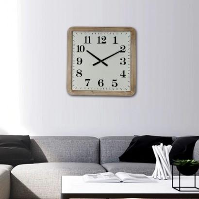 KANSAS horloge murale 50x50 cm