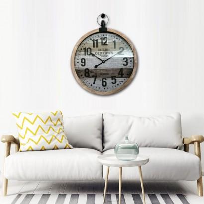 BRUCE horloge murale D60 cm