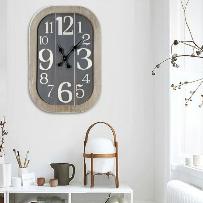 CASTILLY wall clock 40x60 cm