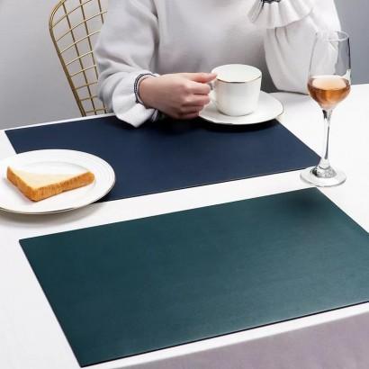 Set de table en CUIR PU...