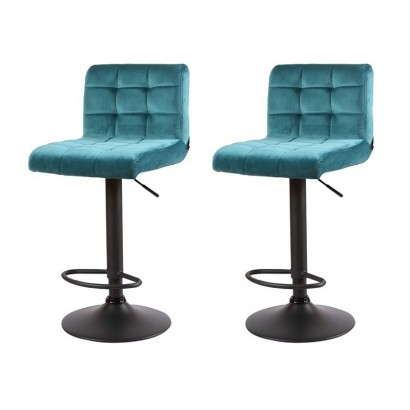 Set of 2 SEATTLE Tabourets...