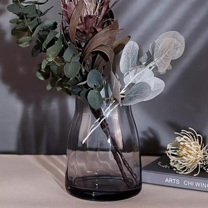 Vase LIALA en verre H17,5 cm
