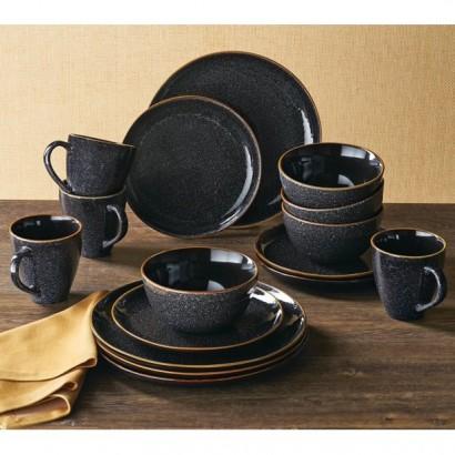 KARIYA ceramic plate D27 cm