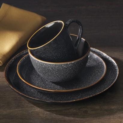 KARIYA ceramic soup plate...