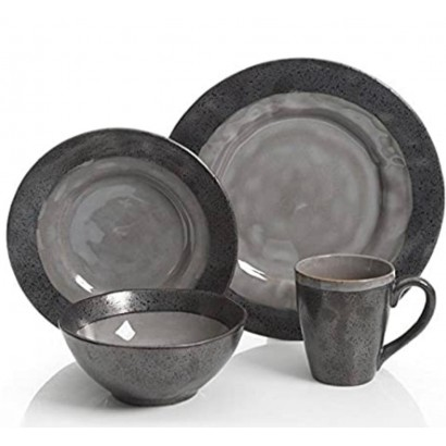 AGATHE Ceramic Dinner Plate...