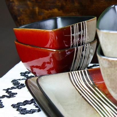 TOKYO ceramic kom 15x15CM