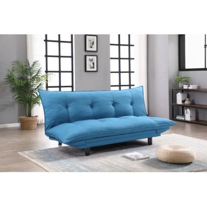 Fabric sofa bed 3...