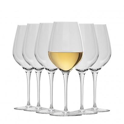 Krosno set of 6 glasses...