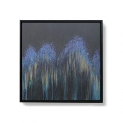 IWAKI toile peinte à la...