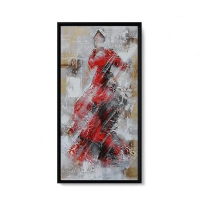 NISHIKI hand painted canvas...